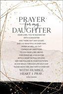 Framed/Heaven-Prayer for My Daughter 5612
