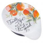 Spoon Rest:Taste And See