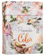 Box Of Blessings-Proverbs In Color, CBX006