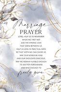 Framed/Heaven-Marriage Prayer 5609