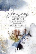 Framed/Heaven-Journey Prov 3:5-6 5629