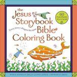 Jesus Storybook Bible Coloring Book for Kids