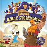 Bibleman Bible Storybook: 25 Bible Stories for Heroes