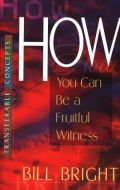 Transferable Concepts 5-How You Can Be a Fruitful Witness