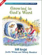 Children's Discipleship 3-Growing In God's Word