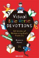 Visual Bible Verse Devotions, Ages 5-10