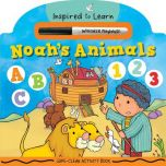 Noah's Animals: Wipe-Clean Activity Book