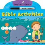 Bible Activities: Wipe-Clean Activity Book
