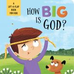 How BIG Is God? Board Book