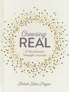 Journal with Devotions-Choosing Real