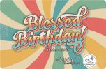 E-Gift Card - Blessed Birthday