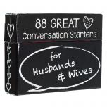 Conversation Starters-Husbands & Wives, CVS002