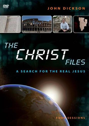 Christ Files, The-Search For Real Jesus (DVD)