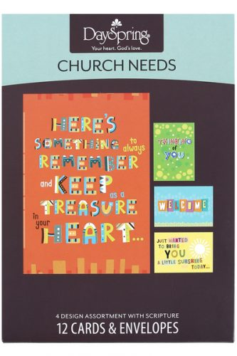 Boxed Cards-Church Needs (77540)