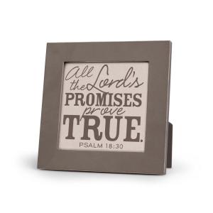 Plaque, All Lord's Promises Prove True