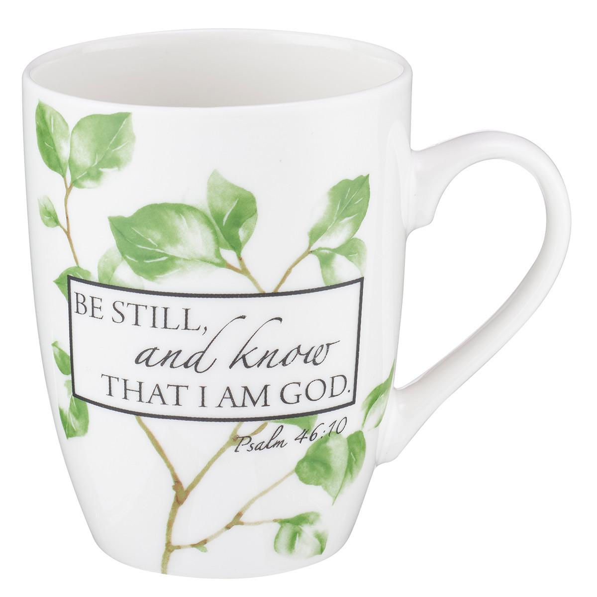 Mug:Ceramic-Be Still