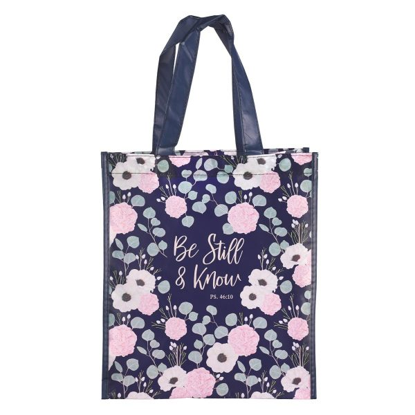 Be Still and Know, Tote Bag