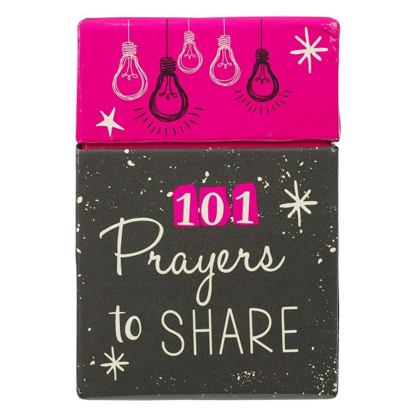 101 Prayers to Share, Box of Blessings