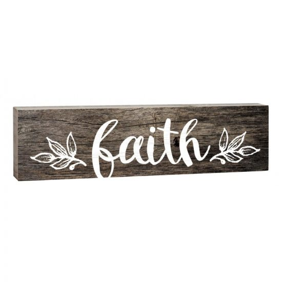Little Sign-Faith