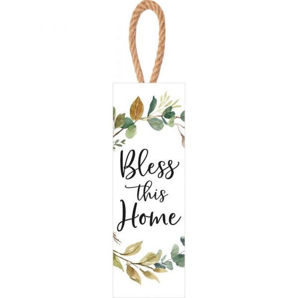 Bless This Home, String Sign