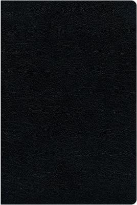 NIV Thinline Reference Bonded-Black