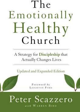 Emotionally Healthy Church, The (Softcover)