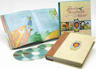 Jesus Storybook Bible Deluxe Edition : With CDs