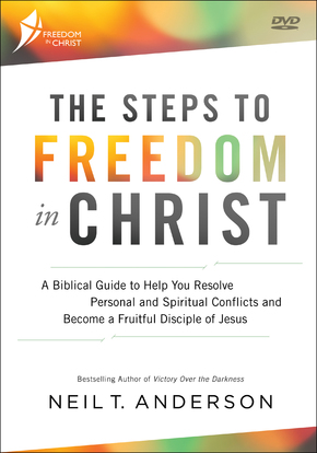 Steps To Freedom in Christ -DVD
