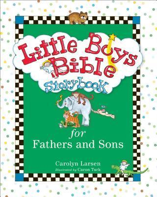 Little Boys Bible Storybook - For Fathers & Sons
