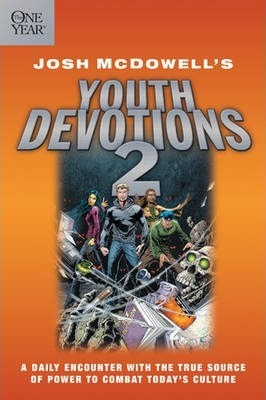 One Year Book Of Josh McDowell's Youth Devotions 2