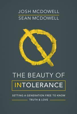 Beauty Of Intolerance, The: Setting/Generation Free-UK