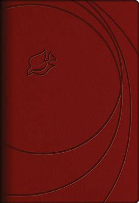 NLT New Spirit Filled Life Bible, Leathersoft, Brick Red