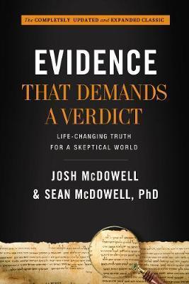 Josh Mcdowell Evidence that Demands a Verdict