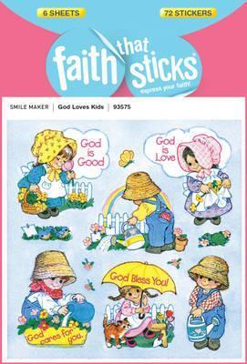 Faith That Sticks- God Loves Kids