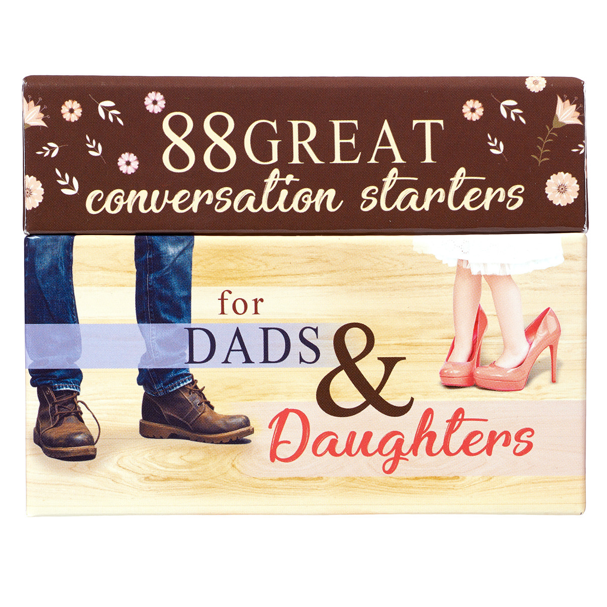 Conversation Starters-Dads & Daughters