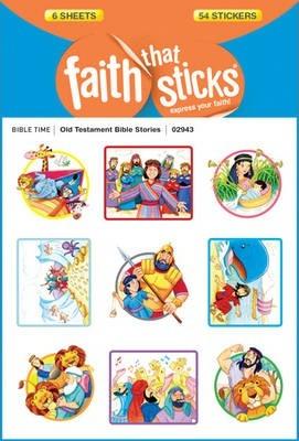 Faith That Sticks-Old Testament Bible Stories