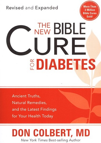NEW Bible Cure for Diabetes, The