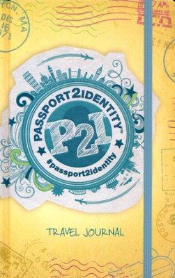 Passport 2 Identity - Travel Journal Young Women