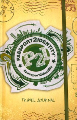 Passport 2 Identity- Travel Journal Young Men