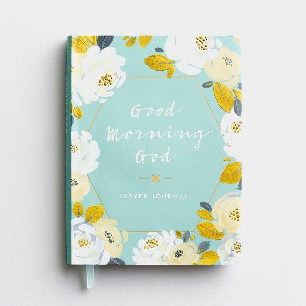 Good Morning God, Prayer Journal