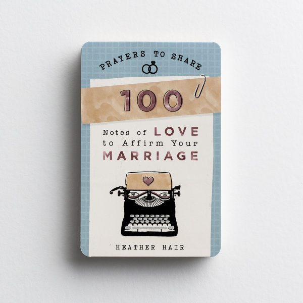 Prayers to Share - 100 Notes of Love to Affirm Your Marriage