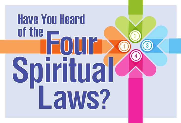 The Four Spiritual Laws - English (RPKG) (min. 20)