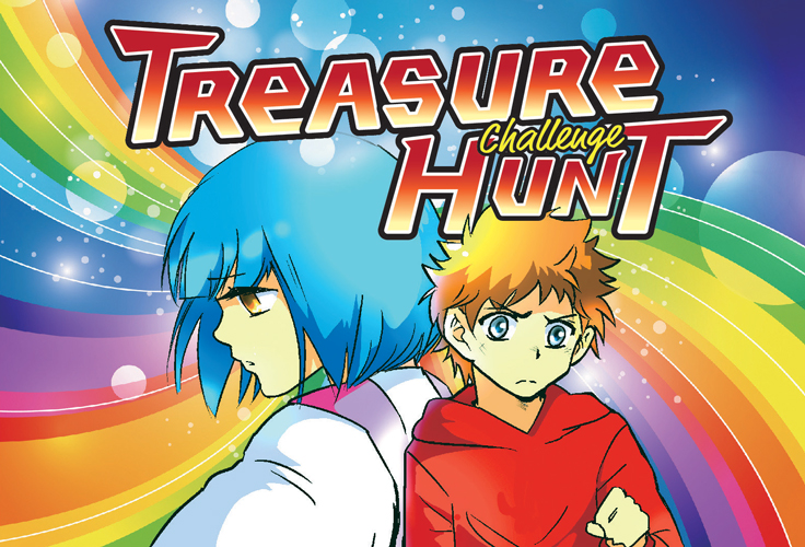 Treasure Hunt Challenge (min. 10)