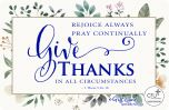 E-Gift Card - Give Thanks
