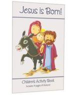 Activity Book/Sticker-Jesus Is Born! 46693