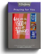 Boxed Cards-Praying for You, J3350