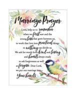 Magnet (Woodland): Marriage Prayer #6332