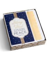 Boxed Cards-Christmas Glory to God J3379