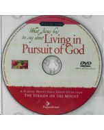 IOL: What Jesus Say - Living in Pursuit of God DVD