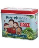 Cards In Tin-Moments w/God Devotion  Kids